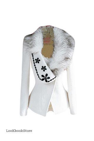 Пальто белое спб